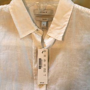"J. Crew Tops - Brand New J. CREW ""Perfect"" Shirt"
